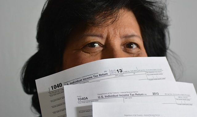 Taxes: Time To Get Organized