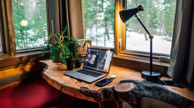 How To Create The Ideal Work-from-Home Space